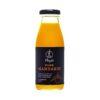 Mandarinensaft von Physi in der Flasche