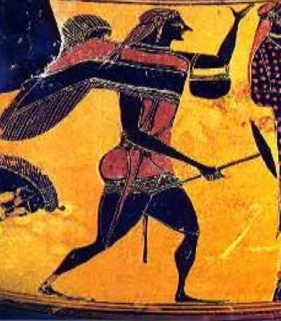 Honig Bild in der Antike
