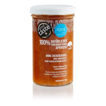 Marmelade ohne Zucker Aprikose