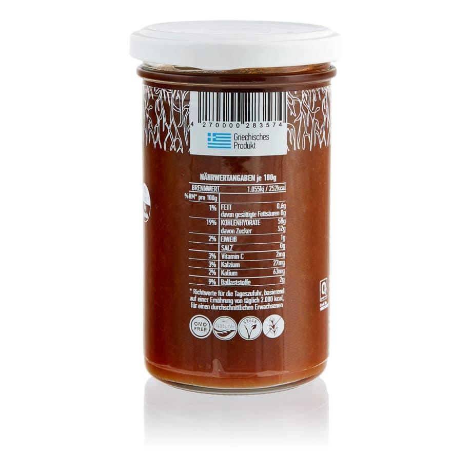 Marmelade ohne Zucker Mirabelle