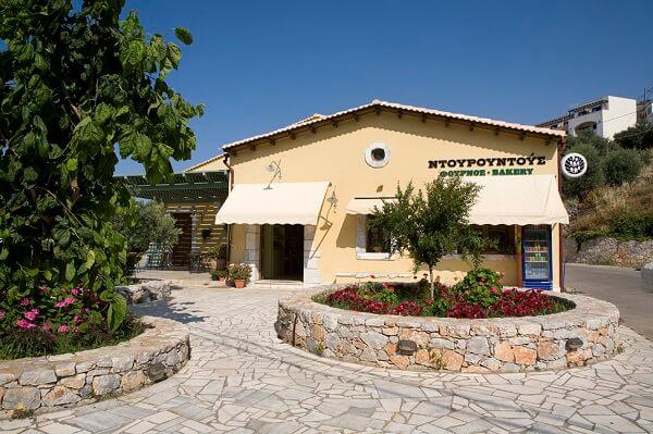 Ntourountous Manufaktur auf Kreta
