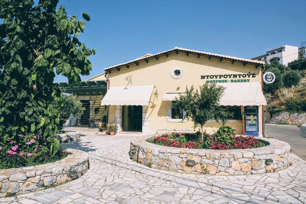 Manufaktur Ntourountous auf Kreta