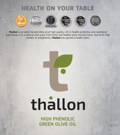 Thallon Auszeichnungen Medaillen