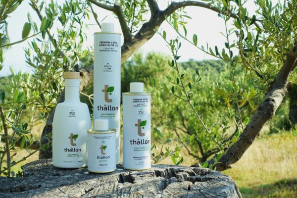 Frühe Ernte Olivenöl extra nAtiv