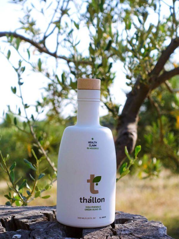 Vitamin E Öl aus der Chontroelia Olive
