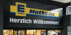 Edeka Filiale Matkovic