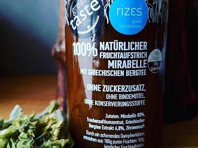 Mirabellen Marmelade von Rizes