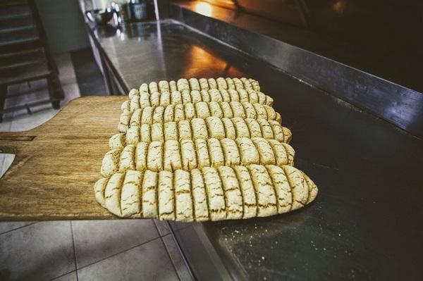 Bäckerei Ntourountous auf Kreta