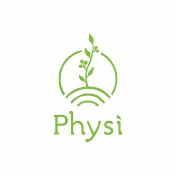 Logo von Physi in Grün