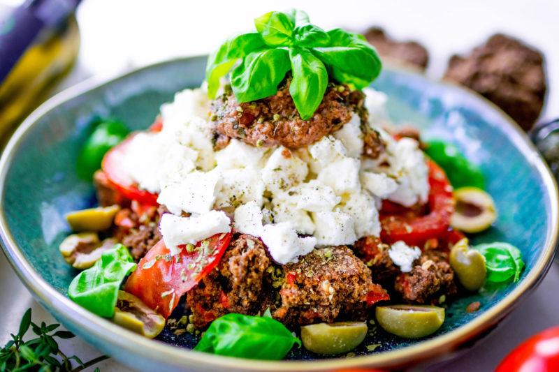 Dakos Rezept aus Kreta