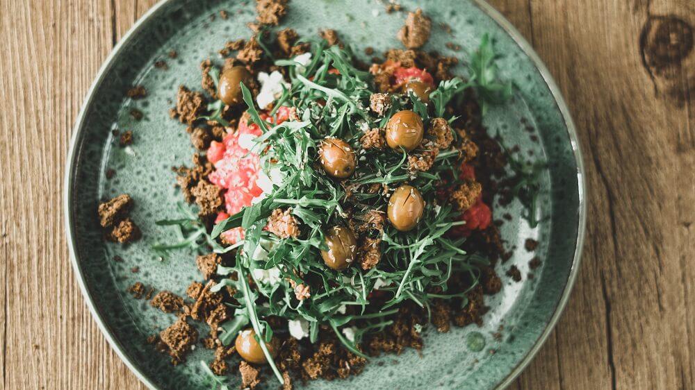dakos salat