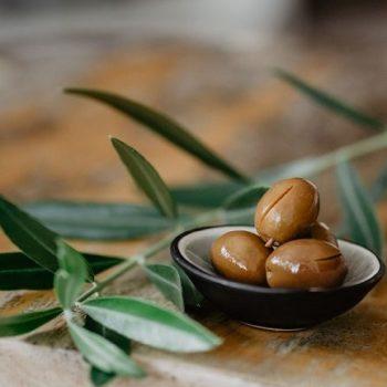 Olivenpaste & Oliven