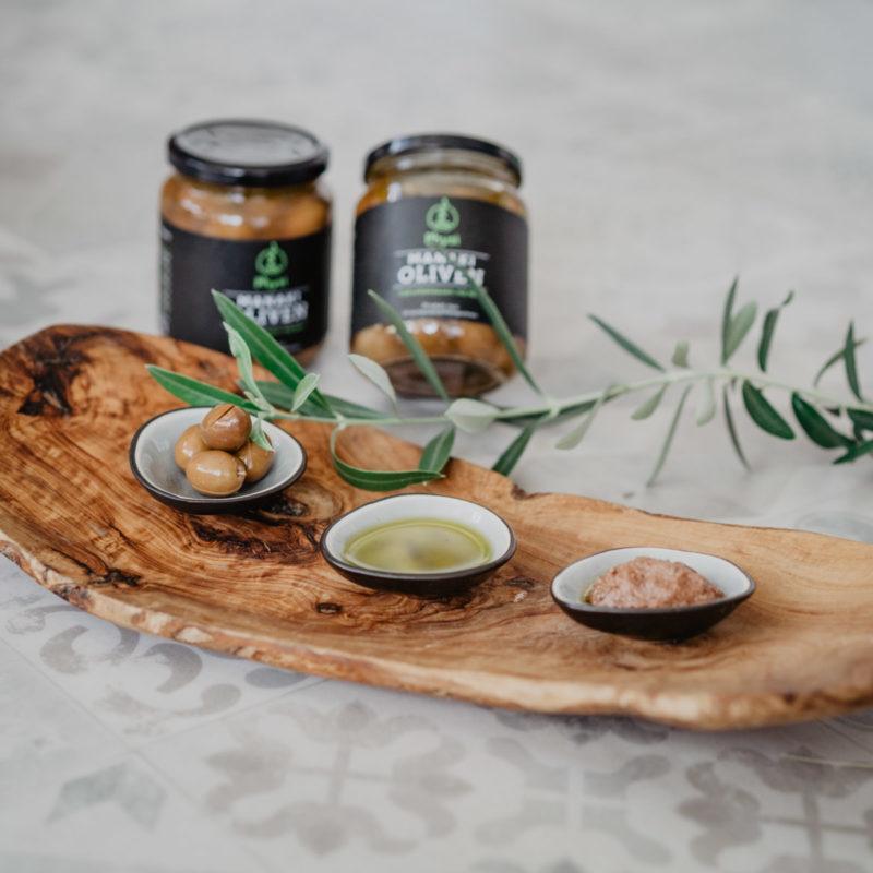 Oliven & Gewürze
