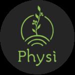 logo physi schwarz