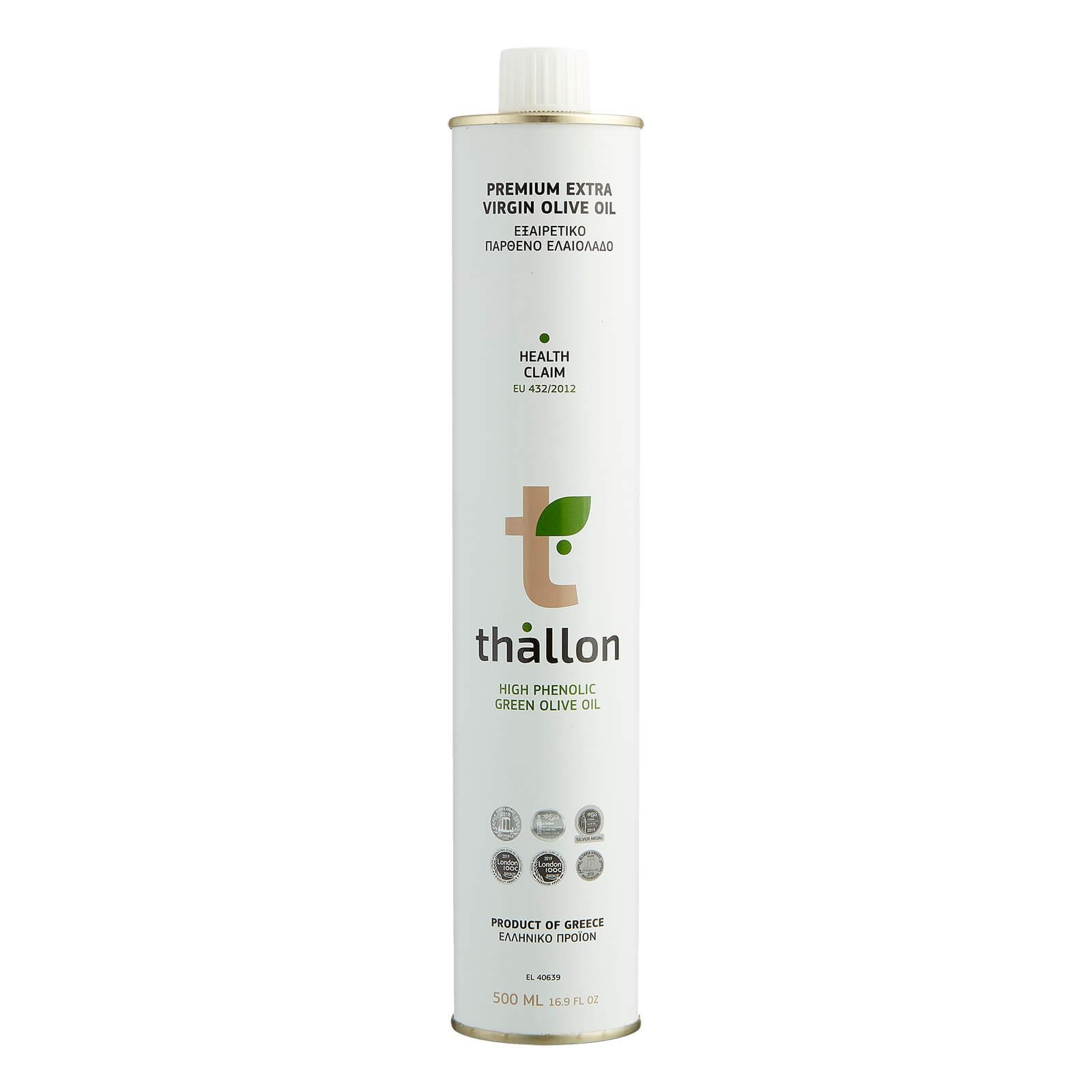 Thallon Olivenöl 500ml
