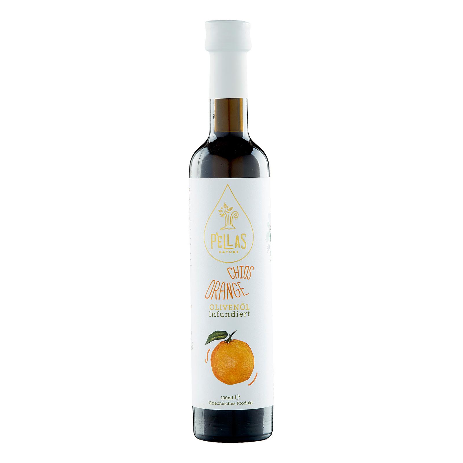 Orangenöl Infused natürliches Würzen