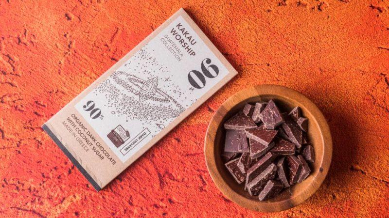 Fait Trade Schokolade Kakau Worship