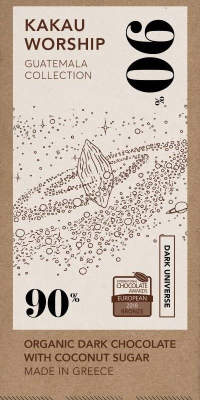 Vegane Schokolade 90%