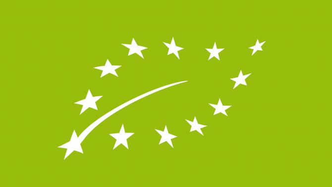 EU Bio Siegel Groß