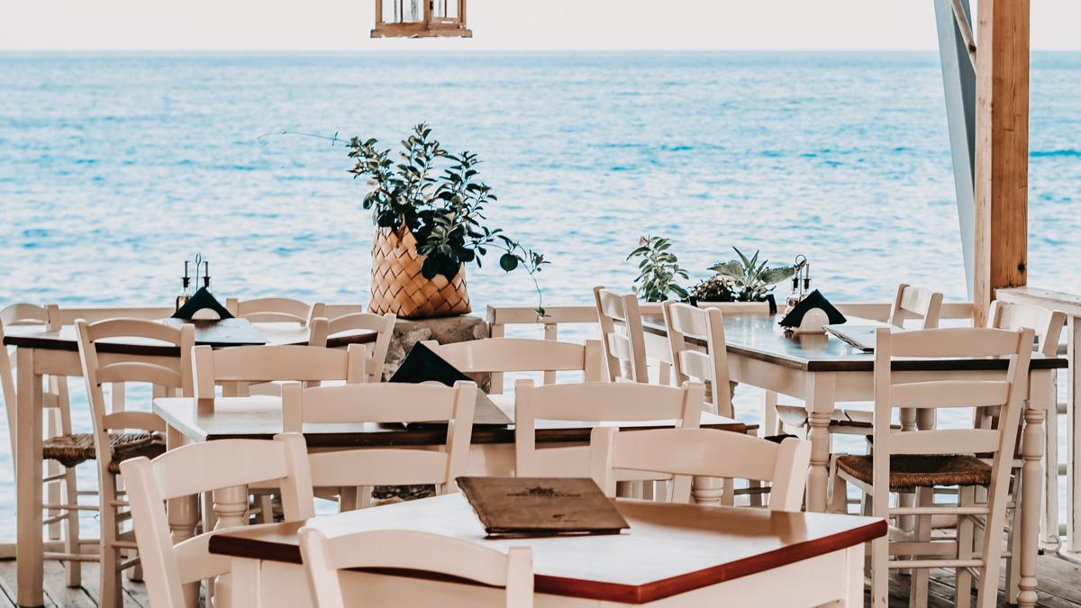Taverne wo du deinen Hirten Salat genissen kannst